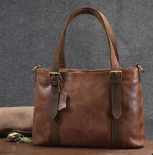 leather shoulder bag for women