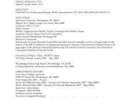 37 Law Enforcement Resume Templates Resume Resume Simple