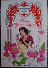 Delire De Coloriages Hachette Heroes Princesses Disney