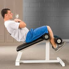 How To Properly Do A Sit Up  Incline And Decline Bench Sit Ups Bench Ab V Ups