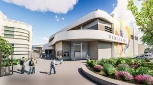 Modern High School Design Urban School Design Embracing Density And Innovative