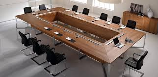 office conference table design. Negotiations With Business Partners Will Take Place Is The Conference Table. It Most Important Piece Of Furniture For A Modern Director\u0027s Office. Office Table Design