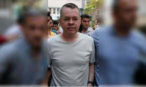 Ongoing Detention of American Pastor Causes US-Turkey Relations to  Deteriorate - Inside Arabia