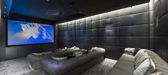 cinema room furniture. Chalet Uberhaus, Lech Cinema Room Furniture