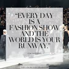 Runway Model Quote Quote Number 40 Picture Quotes Extraordinary Model Quotes