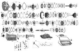 Trans Parts Online A340 A340 Transmission Parts