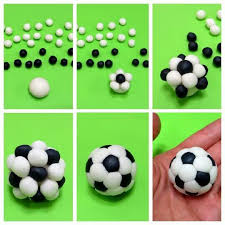 Mini Soccer Ball Decorations