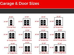 A Guide to Garage Door Sizes – Diamond Door Utah