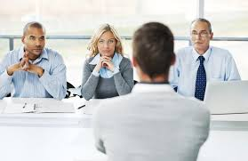job interview question what are your pet peeves young man have job interview