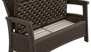 beach wicker blooma boxes furniture seat homebase plastic chair cushion sofa garden outdoor black diy box