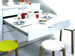 Table Cuisine Escamotable Diningroomsome