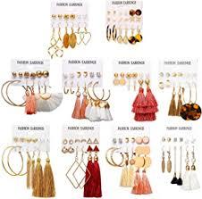 Tassel Earrings - Amazon.ca