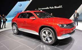 Volkswagen Cross Coupe TDI Hybrid Concept   News   Car and Driver