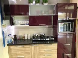 Godrej Modular Kitchen Designs Godrej Interio Kitchen Photos Mg Road Delhi Ncr Pictures