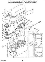 kitchenaid blender parts diagram kitchen room friedrich condensing unit wiring diagram