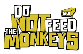 Image result for do not feed the monkeys