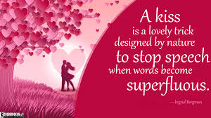 Cute Kissing Quotes Images For Herhim Best Love Kiss Quotes