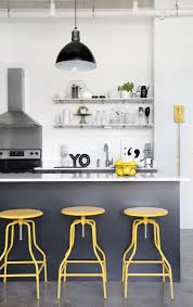 yellow and grey furniture. Palette Profile - Yellow, Gray And White Interiors // This Mainly Yellow Grey Furniture