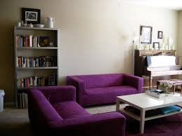 Purple Living Room Light Purple Living Room White Wall Paint Color White Rectangle