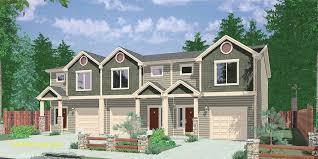 modern multi family house plans elegant free modern house plans free house plans multi family