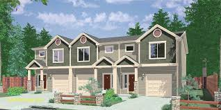 modern multi family house plans elegant free modern house plans free house plans multi family