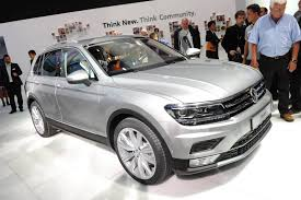 New Volkswagen Tiguan Promises To Be Better In Every Way | Carscoops