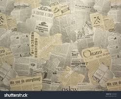Newspaper Wallpaper Stock Photo 1045061 : Shutterstock
