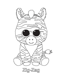 Beanie Boo Coloring Pages Beanie Boo Birthday Party Kleurplaten