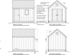 Small Picture Unique Garden Sheds 10 X 12 Wood Storage Shed Kit On Design