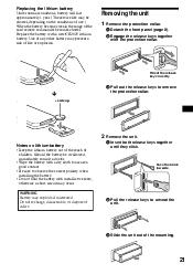 sony xr 2100 car stereo wiring diagram sony wiring diagrams wiring diagram for sony xr c410 radio image