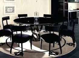 modern black glass dining table modern round glass dining table modern black round glass dining table