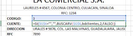 Formato De Cotizacion Para Llenar Cotizaciones Con Formulas Excel Y Vba Formulas Excel