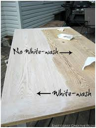 white washed dining room furniture. White Washed Wood Dining Table 14469 Refinished Room Furniture Makeover East