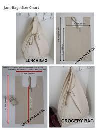 Jam Bag Custom Made Order Size Chart Custom Bags Bags