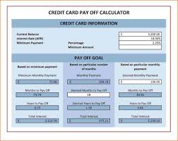 Rapid Debt Repayment Plan Debt Payoff Spreadsheet Calculator Credit Card Pay Off Snowball Plan