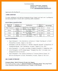 Brilliant Ideas Of Resume Format For B Pharma Freshers Pdf Resume