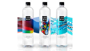 this year pepsico is debuting a new premium water bottle brand called lifewtr