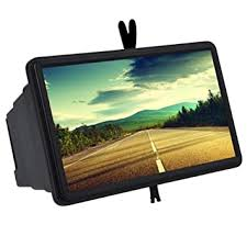 <b>14 Inch Phone</b> 3D Screen Magnifier Smartphone Magnifying Glass ...