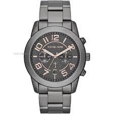 "men s michael kors mercer chronograph watch mk8330 watch shop comâ""¢ mens michael kors mercer chronograph watch mk8330"