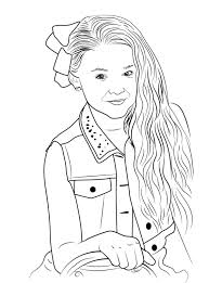 Jojo is a perfectionist like most serious artists. Jojo Siwa Coloring Pages Dance Coloring Pages Coloring Pages Coloring Pages To Print