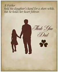 40 Cute Short Father Daughter Quotes With Images Fascinating Father Love