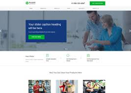 professional webtemplate ascent loan business responsive website templates ease