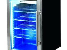 wonderful mini fridge with glass front door refrigerator beverage unprecedented costco and blue light indium lowe singapore canada shelf
