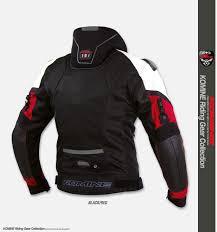 komine jk 036 チタニウムレザー mesh jacket fiore komine jk 036 titanium leather m jkt fiore