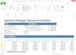 Extra Payment Mortgage Calculator Loan Schedule Excel With The
