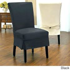 dining chair slipcovers short wooden chair slipcovers short chair slipcovers shorty dining room chair slipcover wood
