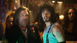 Alec Baldwin Talks About His Gay Kiss with Russell Brand at 'Rock of Ages'  Premiere | Hollywood Reporter