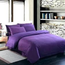 plain comforters blue