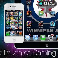 Touch Of Gaming Toppodcast Com