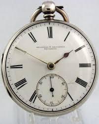 ashton blakey pocket watches ashton blakey vintage watches fine sterling silver fusee driven open faced man s pocket watch pocket watches ashton blakey
